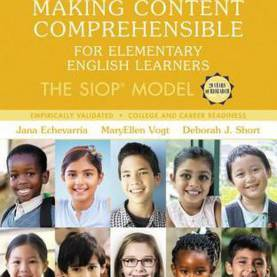 Briliant Making Content Comprehensible For Elementary English Learners Siop: Making Content Comprehensible For Elementary Englis