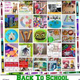 Briliant School Lessons For Preschoolers 28 Fun And Educational Preschool Activities For Back To Schoo