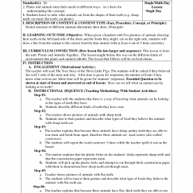 Complex 5E Lesson Plan Examples Science Lesson Plan In Sci