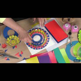 Complex Art Lesson Plans Dick Blick Concentric Kirigami - Lesson Plan - You