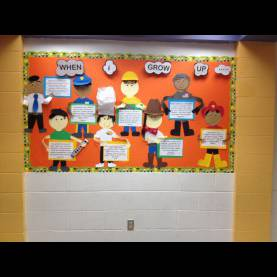 Complex Community Helper Ideas 3D Community Helper Bulletin Board ~ Ms. Schramm | Bulletin Board