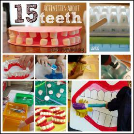 Complex Curriculum For Preschool Children 15 Activities About T