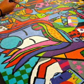 Complex Elementary Art Projects 33 Best Contemporary Artists: Art Project For Kids Images O