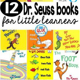 Complex First Grade Lesson Plans Dr. Seuss 12 Dr. Seuss Books For Little Learners | Pre-School, Students An