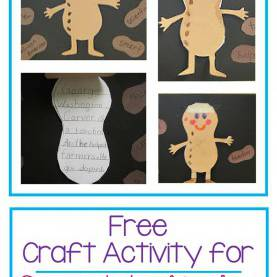 Complex First Grade Lesson Plans George Washington Carver A Craftivity Project For George Washington Carver | Curriculu