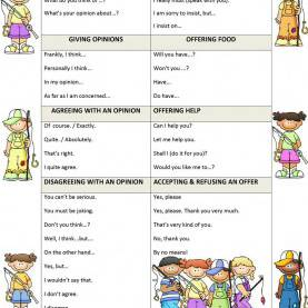 Complex Functions Of Language Language Functions Worksheet - Free Esl Printable Worksheets Mad