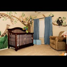 Complex Infant Theme Ideas Baby Boy Nursery Wall Decor Ideas 1 Interior4You Bedroom Them