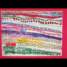 Complex Kindergarten Art Lesson Plans This Is One Of My Favorite Kindergarten Projects And It Is Perfec