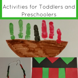 Complex Kwanzaa Lesson Plans For Toddlers Kwanzaa Activities For Toddlers & Preschoo