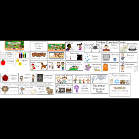 Complex Lesson Plans For Preschool In December Little Adventures Preschool: August-December Preschool P
