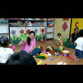 Complex Playgroup Teaching Ideas Top Playgroup In Mumbai Eurokids-Chikowadi - You