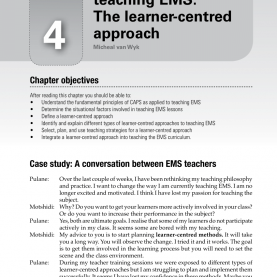 Complex Reading Lesson Plans For Slow Learners Approaches To Teaching Ems: The Learner-Centred Approach (Pd