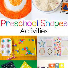 Complex Suggested Activities For Preschoolers Best Colors And Shapes Activities For Preschoolers - Fun With