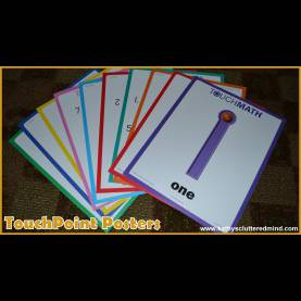 Complex Touch Math Lesson Plans Kathys Cluttered Mind: Touchmath Review - The Perfect Math Fo