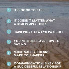 Complex Why Lessons Learned Are Important Best 25+ Important Life Lessons Ideas On Pinterest | Lessons Fo