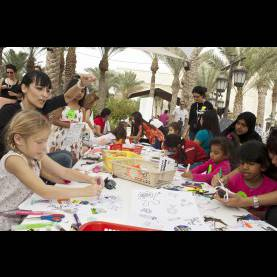 Excellent Art Workshops For Kids March | 2012 | Slice Ov