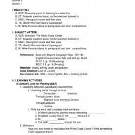Excellent Detailed Lesson Plan High School Worksheets For All | Download And Share Worksheets | Free O