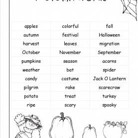 Excellent Fall Lesson Plan Ideas Fall Lesson Plans, Printouts, Themes, Crafts, And Cli