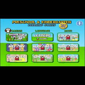 Excellent Free Preschool Games Preschool And Kindergarten Learning Games - Gameplay Review - Fre