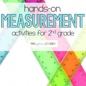 Excellent Lesson Plan For Teaching 2Nd Grade Math Measurement Activities For 2Nd Grade | Measurement Activitie