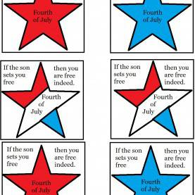 Excellent Lesson Plans For Preschool 4Th Of July Fourth Of July Sunday School Le