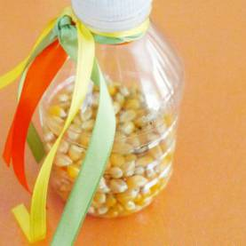 Excellent Lesson Plans For Preschool Harvest Corn Shakers Music Activity | Early Learning, Activities And Musi