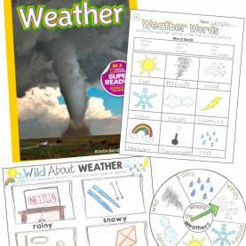 Excellent National Geographic Lesson Plans Weather: Informational Interactive Read-Aloud Lesson Plans An