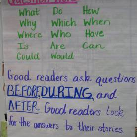 Excellent Questioning Lesson Plans 2Nd Grade Questioning Mini Les