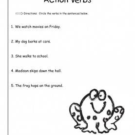 Excellent Verb Lesson Plans 2Nd Grade Wonders Second Grade Unit Three Week Two Print