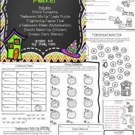 Fresh 3Rd Grade Lesson Plans On Division Best 25+ Halloween Division Ideas On Pinterest | Halloween Mat