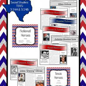 Fresh 3Rd Grade Lesson Plans With Teks Heroes: 3Rd Grade Social Studies Unit 6: Teks 3.14A & 3.14