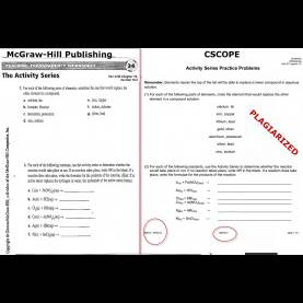 Fresh Cscope Lesson Plans Cscope Copies From McGraw-Hill Text €? Texas Cscope Re
