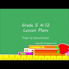 Fresh Detailed Lesson Plan For Grade 5 Science Ready Made Grade 1 Detailed Lesson Plan All Subjects - Deped Lp'