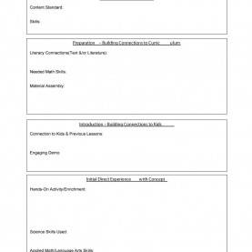 Fresh Free Lesson Plan Templates Common Core Sample Lesson Plan Templates - Commonpenc
