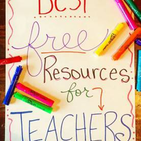 Fresh Free Teaching Resources For Teachers Best 25+ Teacher Resources Ideas On Pinterest | Resources Fo