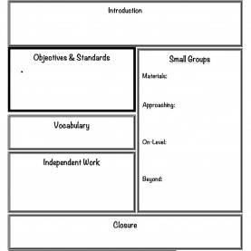 Fresh Guided Math Lesson Plan Template Like Most Of Us, I Have A Variety Of Learners In My Classroom.