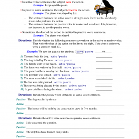 Fresh Lesson Plan For Teaching The Passive Voice Com.Pt/category/grammar/passive-Voice | Esl 2 | Pinteres