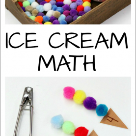 Fresh Lesson Plans For Preschoolers For Math Summer Math That'S Perfect For A Preschool Ice Cream T