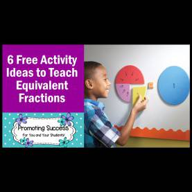 Fresh Lesson Plans For Teaching Fractions To Third Graders Equivalent Fractions How To Teach Common Core Math To 3Rd Or 4T