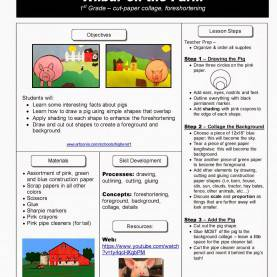 Fresh Lesson Plans Generosity Beyond Roy G. Biv: Free Lesson Plan #2: Wilbur On The