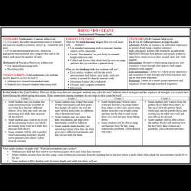 Fresh Measurement Lesson Plans 3Rd Grade Lesson Plan For Day 3 - Data & Measurement Lesson Plan T