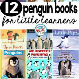 Fresh Preschool Lesson Plans Penguins 12 Penguin Books For Little Learners | Penguin Books, Pre-Schoo