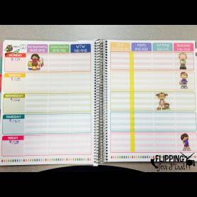 Fresh Teacher Planner Ideas Erin Condren Planner Ideas That Will Make You Happy | <!--Can'