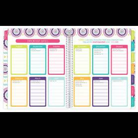 Fresh Undated Teacher Planner Amazon.Com : Bloom Daily Planners Undated Academic Year Teache
