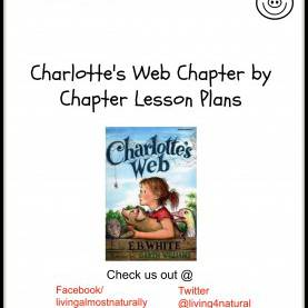 Good 3Rd Grade Lesson Plans Charlotte'S Web Charlottes Web Chapter By Chapter Lesson Plans | Teachin