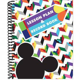 Good Art Lesson Plan Book Geo Mickey® Lesson Plan Book | Eureka Sc