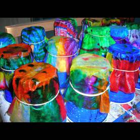 Good Art Lesson Plans Using Recycled Materials Art Projects: Recycled And Inexpensive Materials - Lessons - Tes T