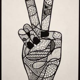 Good Art Lesson Plans Zentangle The Smartteacher Resource: Zentangle Draw