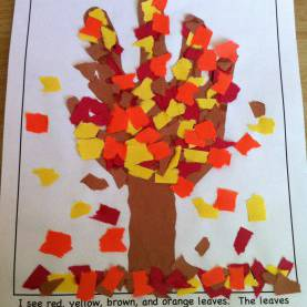 Good Autumn Activities For Kindergarten Kindergarten Kids At Play: My Fall Season Activities & Fall Craft