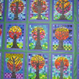 Good Autumn Art Ideas For Primary School Beautiful Art Project Done By 5Th Grade Franklin Foresters At Be